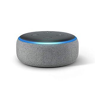 Echo Dot (3.ª generación) - Altavoz inteligente con Alexa, tela de color gris oscuro (B07PDHSPYD) | Amazon price tracker / tracking, Amazon price history charts, Amazon price watches, Amazon price drop alerts