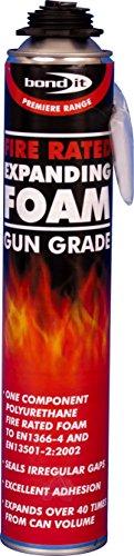 Bond it Fire spezifische Gun Schaumstoff