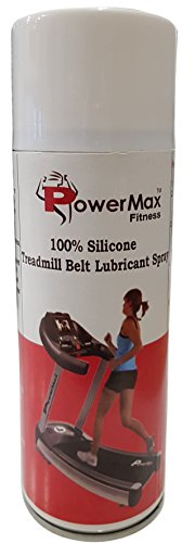 Powermax Fitness Silicone Oil Lubricant Spray for treadmill Belt (500ml)  available at amazon for Rs.449