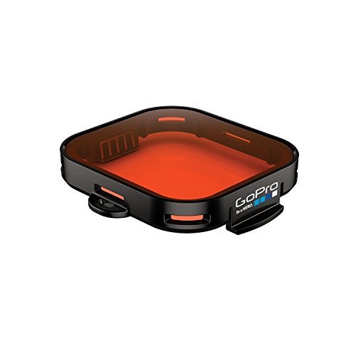 Gopro Advfr 301 Filtre De Plongee Rouge Compatible Uniquement Avec Le Boitier De Plongee