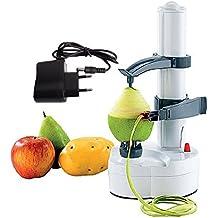 Pelador Automático Eléctrico de Frutas y Hortalizas con Adaptador