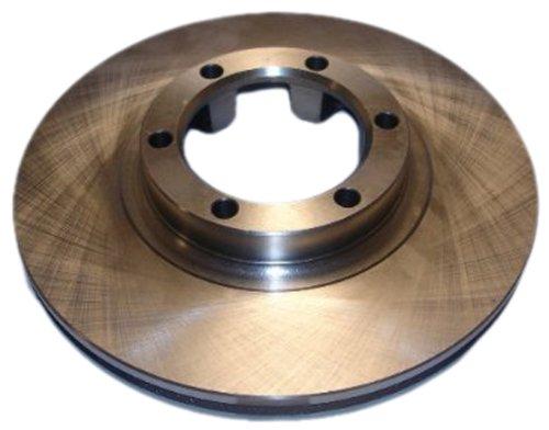 Preisvergleich Produktbild Japanparts DI-521 Bremsscheibe - Paar