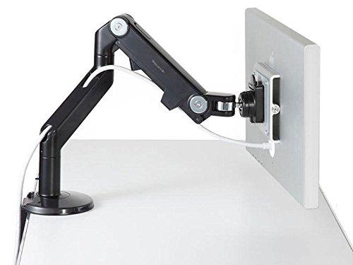 Humanscale Monitorhalterung, Metall, schwarz, 68.00 x 14.00 x 52.00 cm -