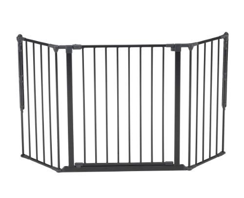BabyDan Configurer Noir (M) 90-146cm