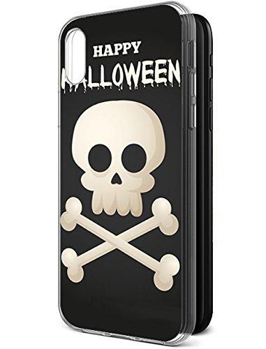 Cute Slim Case für Apple iPhone X/iPhone 10(2017) Happy Halloween Serie, Design-10