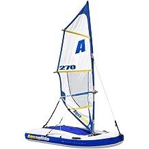 Aquaglide Multisport 270 - Inflatable Windsurf - Towable - Sailing