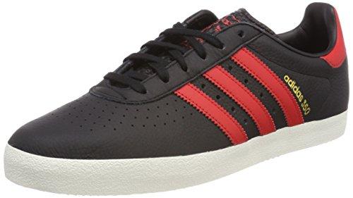 Adidas Herren 350 Sneaker Schwarz (Negbas/Escarl/Casbla 000) 44 EU