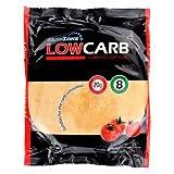 Low Carb Tortilla - Tomato, 320g – 8 Stück - Carbzone