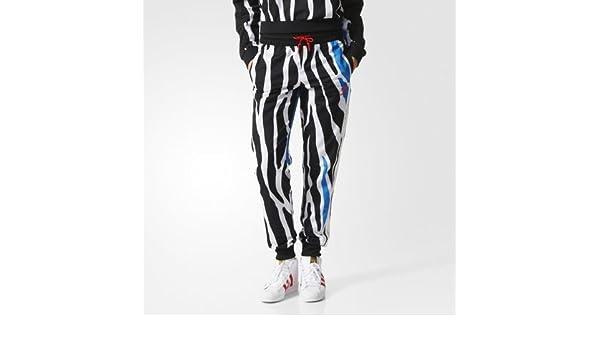 adidas zebra leggings