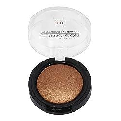 Cameleon 3d & Waterproof Eyeshadow in Golden Color (8g)
