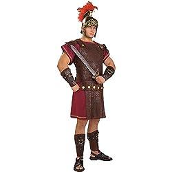 Rubies Disfraz de romano con armadura, talla para adultos