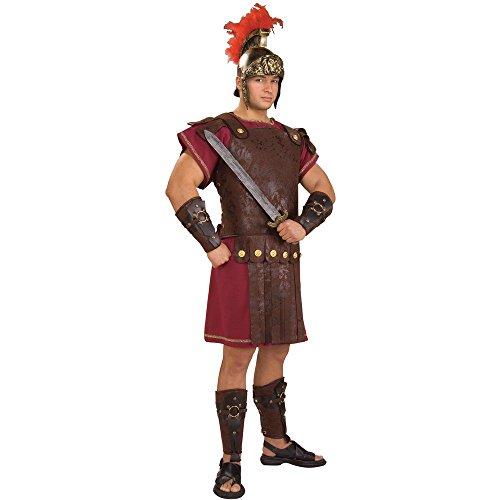 Kostüm Brust Platte - Rubie 's Offizielles römischen Brust Body Armour Kostüm für Erwachsene