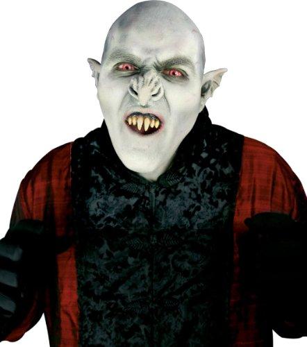 Zähne Gebiss Kostüm Zubehör Nosferatu Halloween Karneval ()