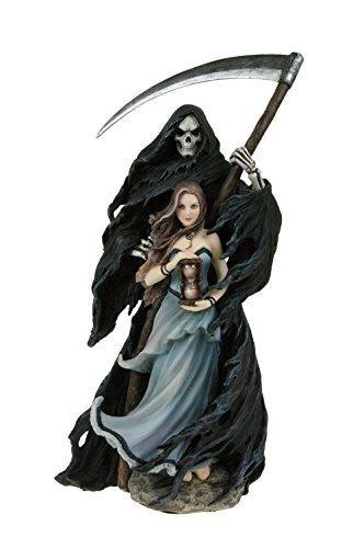 Anne Stokes Summon The Reaper - Statuetta