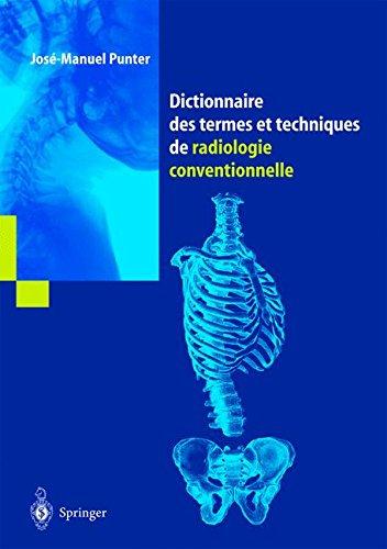 Dictionnaire de Radiologie