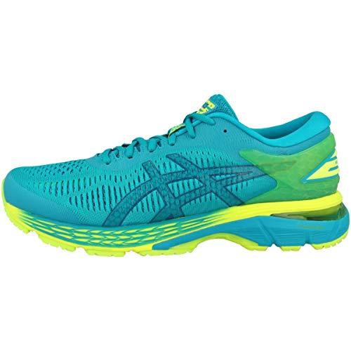 best cheap e03d1 24be3 Asics Men s Gel-Kayano 25 Running Shoes,Blue (Lagoon Deep Aqua 300