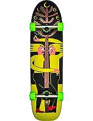 Globe Pick Pockets Cruiser Skateboard, Unisex Adulto, Multicolor (Plucked Cactus), Talla Única