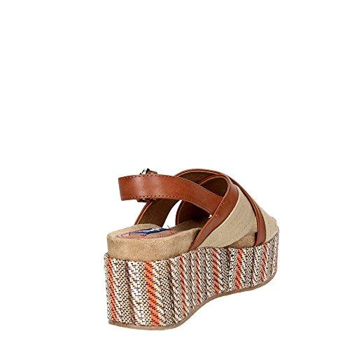 Wrangler WL171640 Sandalo Donna Taupe