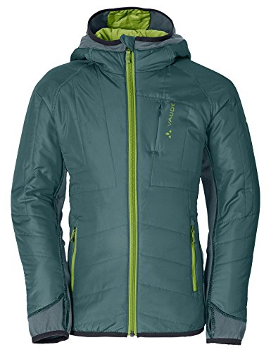 Vaude Kinder Boys Paul Performance Jacket Jacke, Eucalyptus, 146/152 Performance Tour Jacket