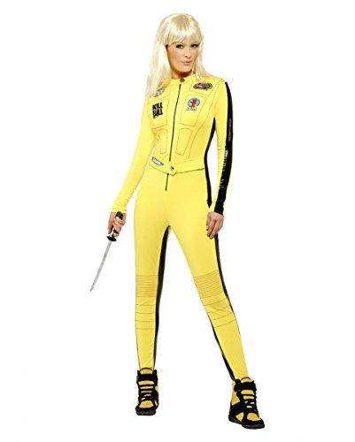 Kill Bill Damenkostüm M (Bill Kostüm Kill)