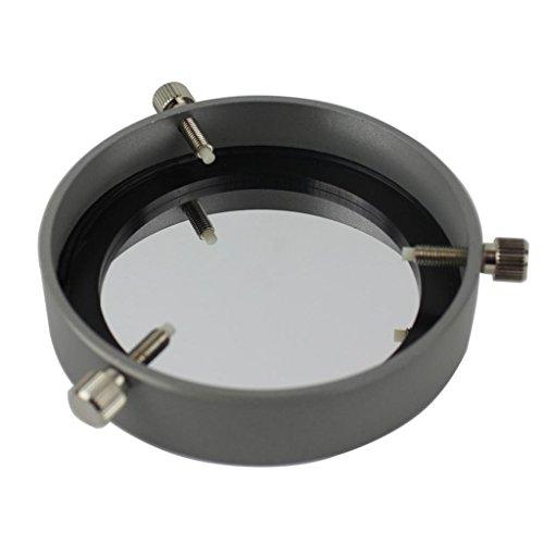 Solomark Verstellbar 66-94 mm Solar Filter, Baader Planetarium Film, für Teleskope vorderen...