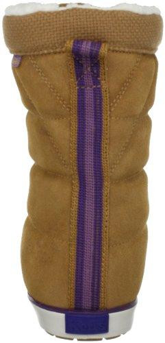 Keds Cream Puff Leather Boot WH45083 Damen Stiefel Braun (Tan)