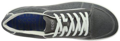 Ecco Eldon 531204Baskets Textile Titanium/Shadow White Nomad/ Grau (TITANIUM/SHADOW WHITE 50379)
