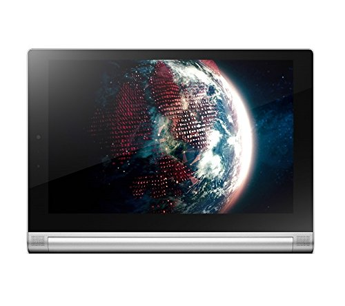 "Lenovo Yoga 2-1050 4G Tablette tactile 10,1"" (25,65 cm) Intel Z3745 QC 1,3 GHz 16 Go Androïd KitKat 4.4 Wi-Fi Argent"