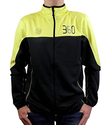 Jack & Jones T3ch Portland Function Sweat Jacket Men Sulphur Spring