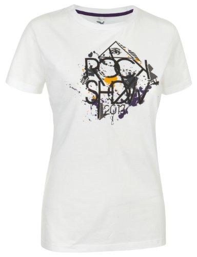 Salewa Damen T-Shirt Rockshow 13 Co Short Sleeve white/6930
