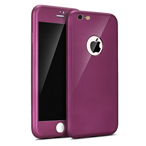 custodia iphone 6 360 gradi silicone