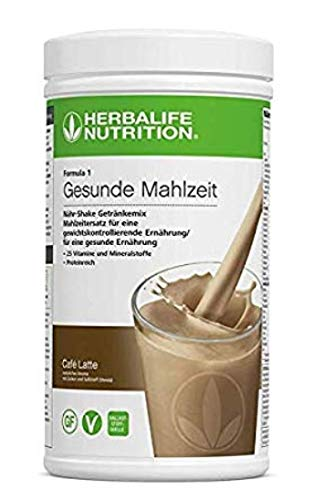Shake 550 g - Cafe Latte - Gesunde Mahlzeit ()