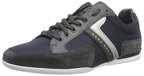 Boss Green - Spacit 10167195 01, Sneakers da uomo Blu (dark blue 401)