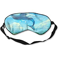 Comfortable Sleep Eyes Masks Whale Pattern Sleeping Mask For Travelling, Night Noon Nap, Mediation Or Yoga E12 preisvergleich bei billige-tabletten.eu