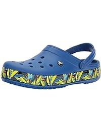 Crocs - Clogs Duet Sport Clog - Navy Smoke, Taille:39-40 Eu