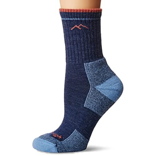 41WqfKluXzL. SS500  - Darn Tough Vermont Women's Merino Wool Micro Crew Cushion Socks