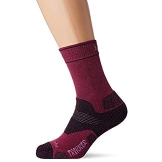 Bridgedale Women's Hike Midweight Merino Endurance Pattern Socks 8