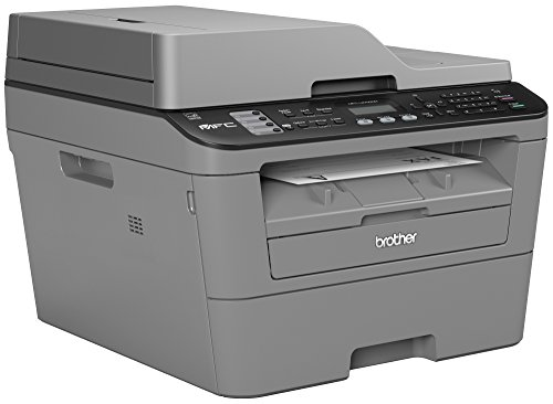 Brother MFC-L2700DN Compact Mono Laser All-in-One Printer with Wired Connectivity