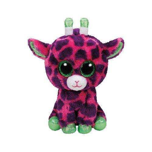 "Beanie Boo Giraffe - Gilbert - Pink - 15cm 6"""