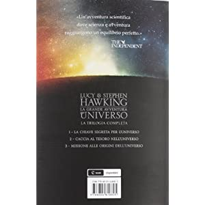 La grande avventura dell'universo: La chiave segreta per l'universo-Caccia al tesoro