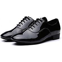 MQ - Zapatillas de Danza para Hombre Paint Black