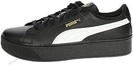 scarpe puma nere alte