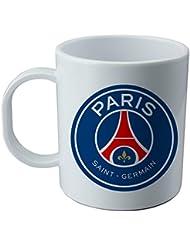 Tasse et autocollant de Paris Saint-Germain - PSG