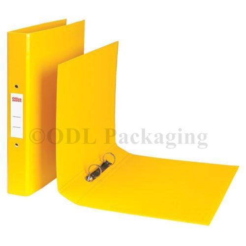 a4-plastic-ringbinders-25mm-2-ring-yellow-pack-of-1