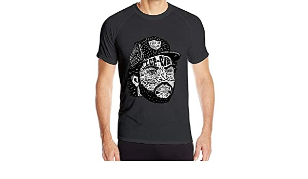Swag Ice Rapper Cube Mens Short Sleeve Short Sleeves Running Top Breathable Fast-Drying Sports T Shirt