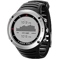 Rikey Luz de Fondo Inteligente Impermeable Reloj Deportivo Digital Norte Edge Hombres, Horas de Servicio