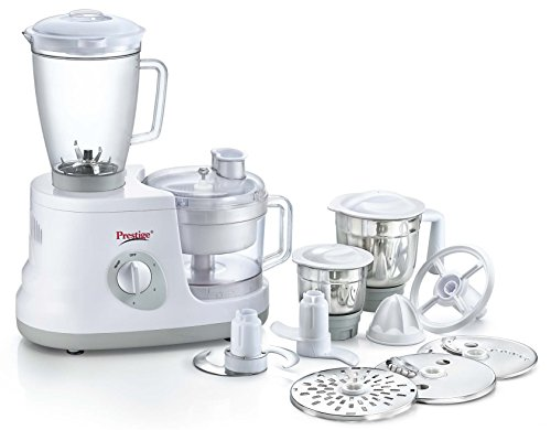 Prestige All Rounder 600 W Motor Food Processor