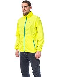 Mac in a Sac Nuevo Neon Unisex impermeable chaqueta Packaway
