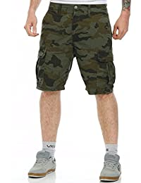 "2017 Billabong Scheme Cargo 21"" Walkshorts MILITARY CAMO C1WK10"