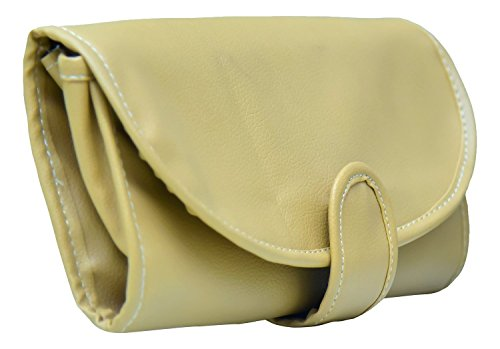 Zippies Women's Designer Beige Colour Wallet, Clutch and Purse  available at amazon for Rs.135